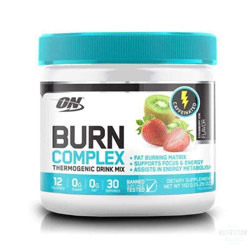 Optimum Nutrition Burn ComplexFat BurnerOptimum Nutrition - Nutrition Industries