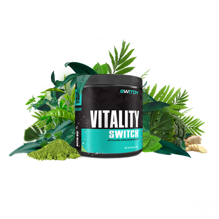 Switch Nutrition Vitality SwitchHealth & WellnessSwitch Nutrition - Nutrition Industries