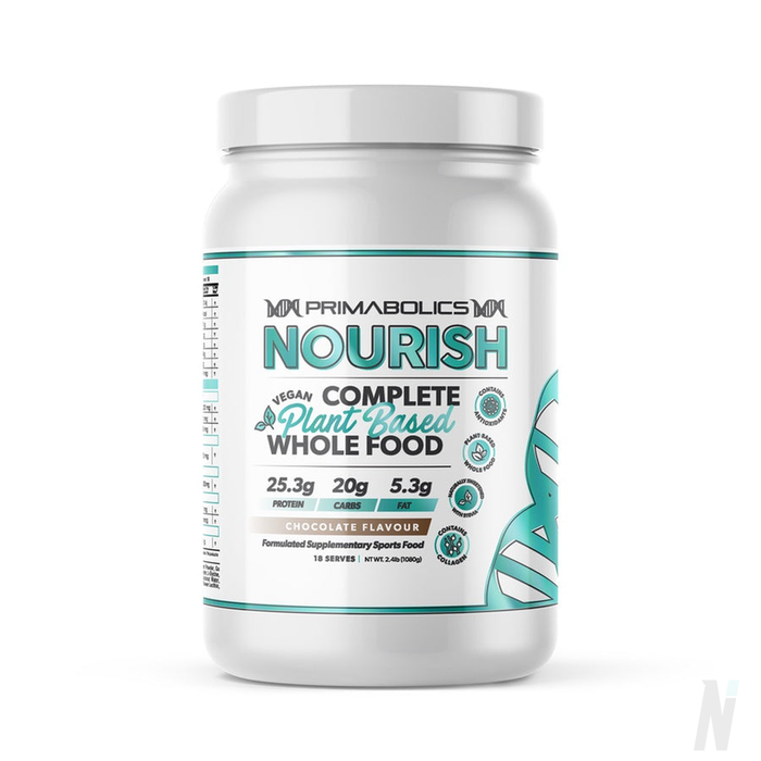 NOURISH - Plant Based Meal Replacement