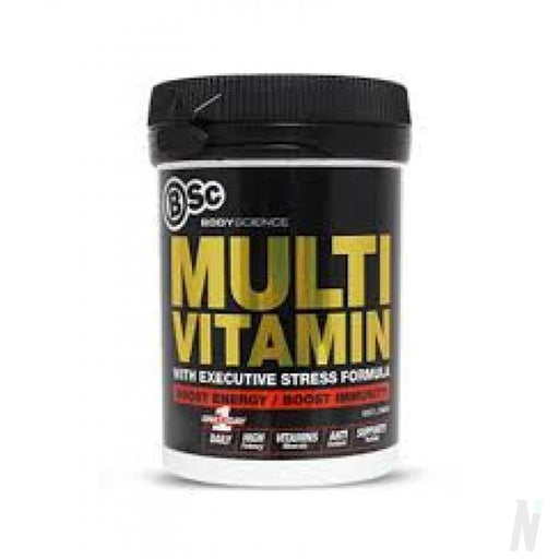 Bsc Multi-Vitamin 30 Caps