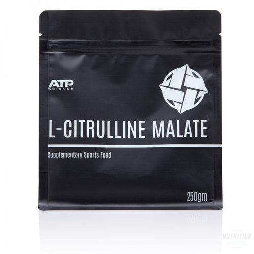 ATP Science L-Citrulline Malate 250gAminoATP SCIENCE - Nutrition Industries