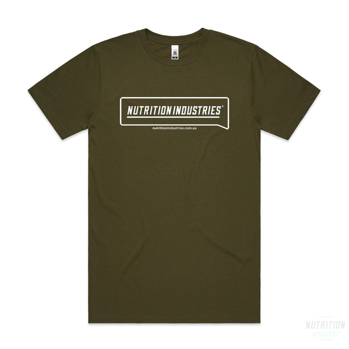 Nutrition Industries Staple T-Shirt (Pre-Order)ApparelNutrition Industries Australia - Nutrition Industries