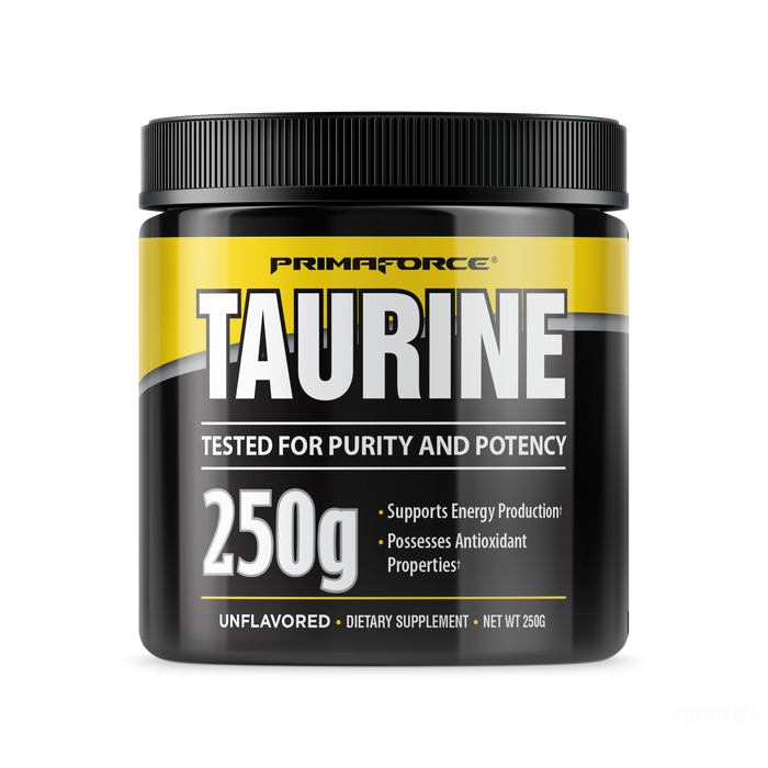 PrimaForce TaurineAminoPrimaforce - Nutrition Industries