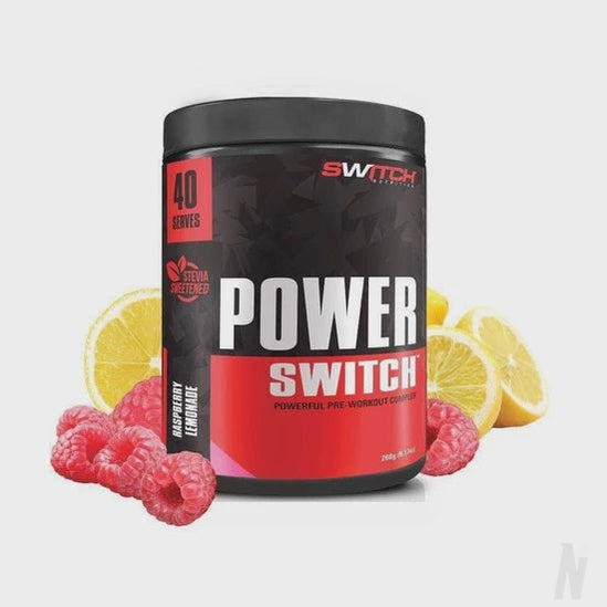 Power Switch Advanced Preworkout