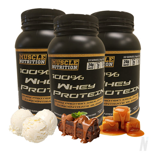 Muscle Nutrition - 100% Whey Protein