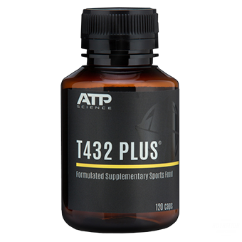 ATP Science T432 Plus 120 CapsFat BurnerATP SCIENCE - Nutrition Industries