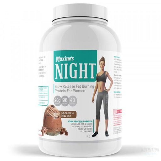 Maxine's NightProteinMAXINE'S - Nutrition Industries