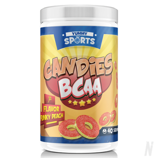 Yummy Sports Candies BCAA 280g