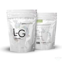 The Pure Essentials - L GlutamineGlutamineThe Pure Essentials - Nutrition Industries
