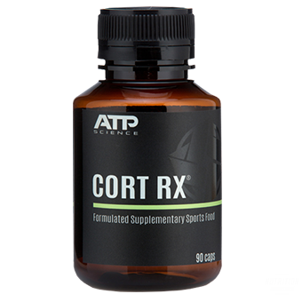 ATP Cort RX 90 CapsulesHealth & WellnessATP SCIENCE - Nutrition Industries