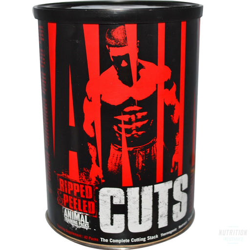 Universal Nutrition Animal CUTS 42 PackFat BurnerUniversal Nutrition - Nutrition Industries