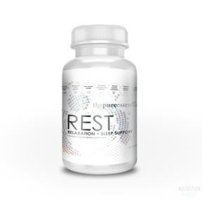 The Pure Essentials - RESTSleep AidThe Pure Essentials - Nutrition Industries
