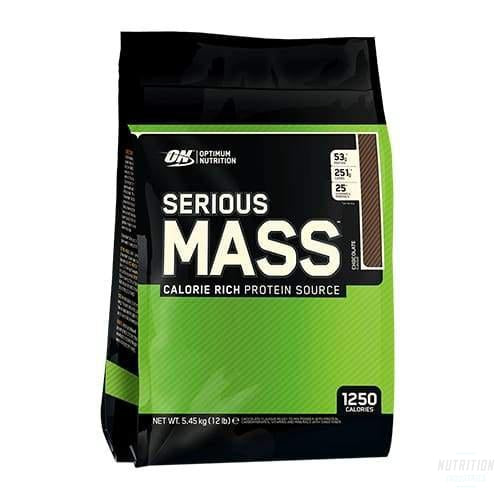 Optimum Serious MassMass GainerOptimum Nutrition - Nutrition Industries