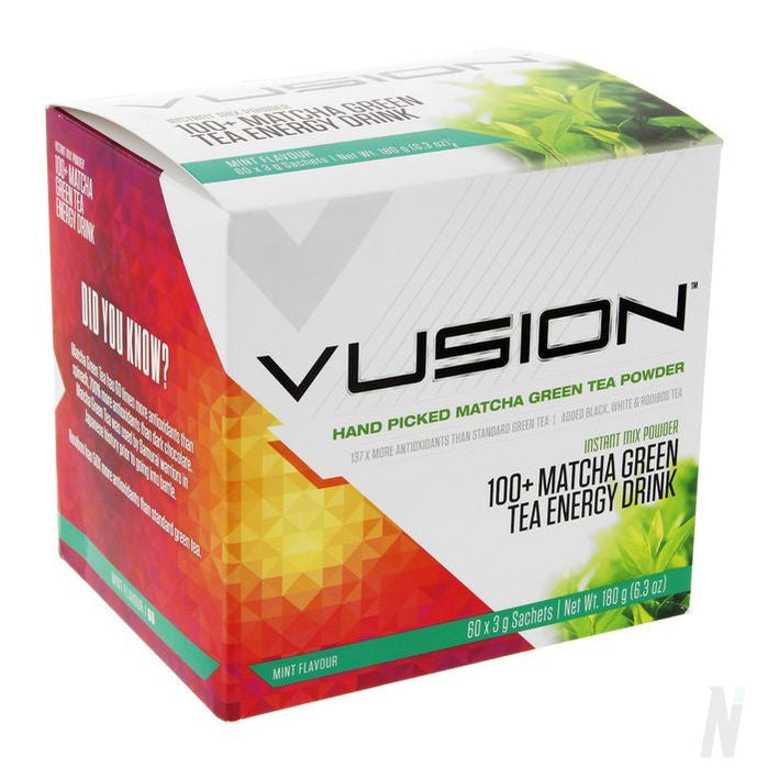 Vusion Matcha Tea 60 Servings