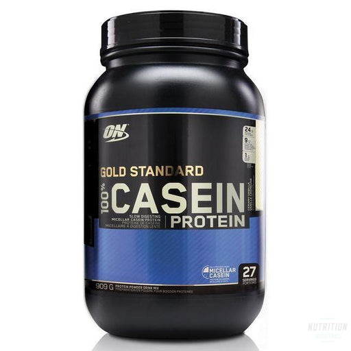 Optimum Nutrition Gold Standard Casein 2lbCaseinOptimum Nutrition - Nutrition Industries