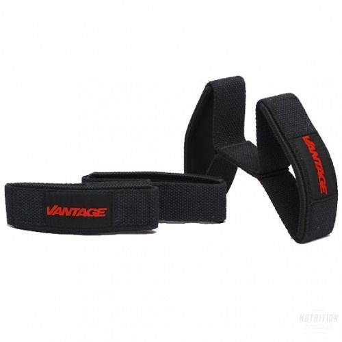 Vantage Double Loop Lifting StrapsGym AccessoriesVantage - Nutrition Industries