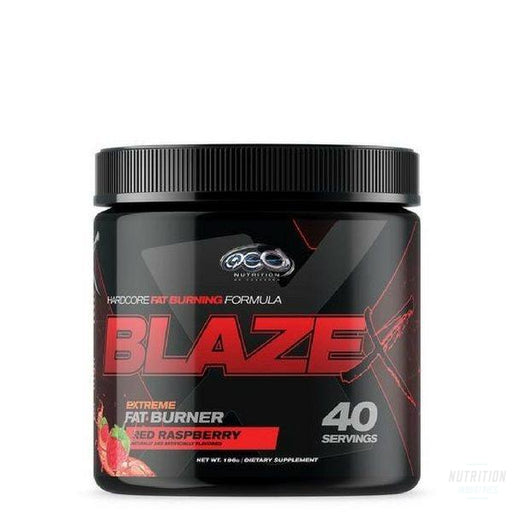 OCD Blaze XFat BurnerOCD Nutrition - Nutrition Industries