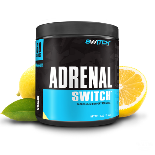 Switch Nutrition Adrenal SwitchSleep AidSwitch Nutrition - Nutrition Industries