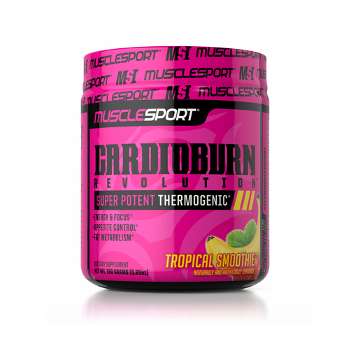 Muscle Sport Cardioburn FatburnerFat BurnerMuscle Sport - Nutrition Industries