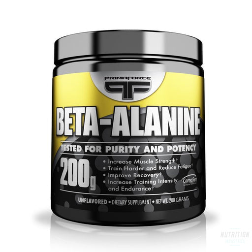 PrimaForce Beta Alanine 200gAminoPrimaforce - Nutrition Industries