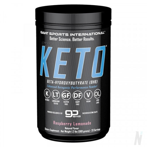 Giant Sports Go BHB Keto