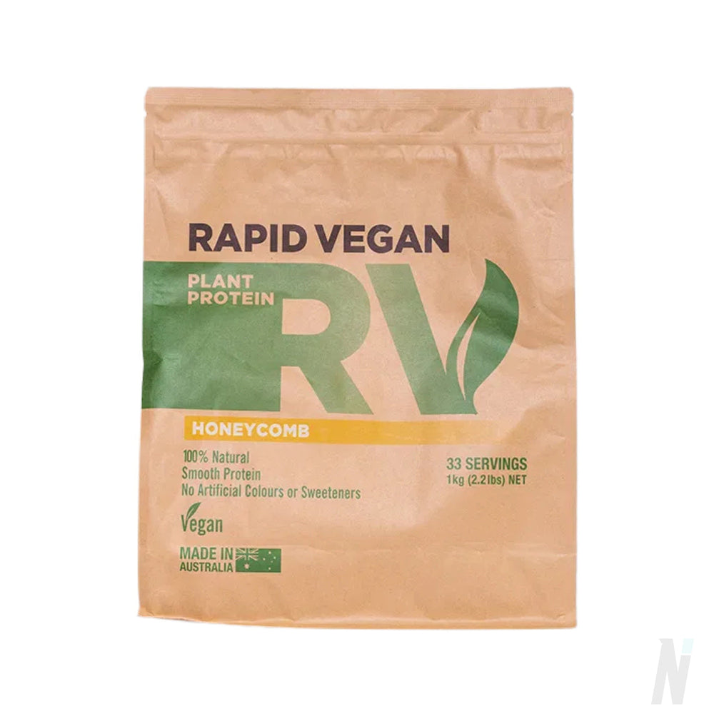 Rapid Vegan Protein