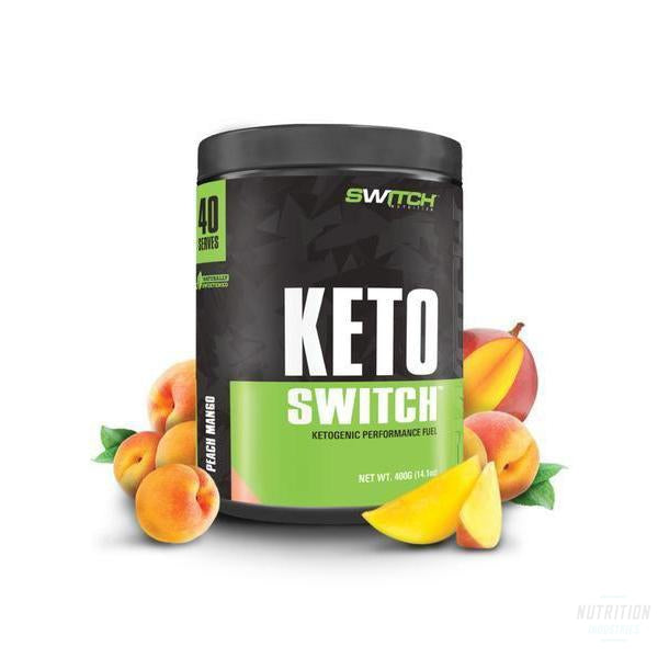 Switch Nutrition Keto SwitchKetoSwitch Nutrition - Nutrition Industries