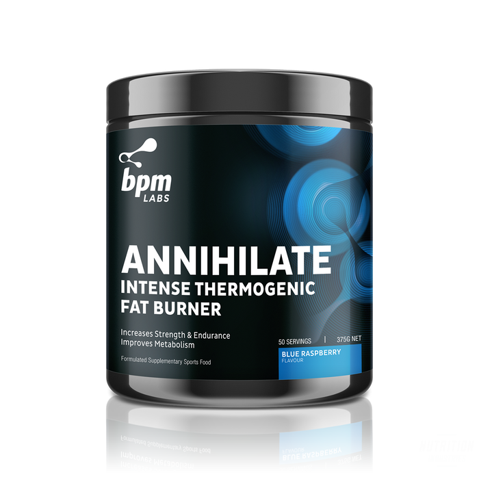 BPM Labs Annihilate - 50 serveFat BurnerBPM Labs - Nutrition Industries