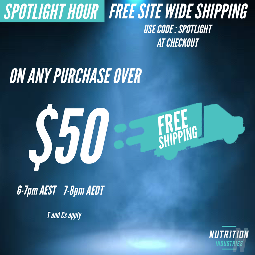Spotlight Hour - FREE SHIPPING!