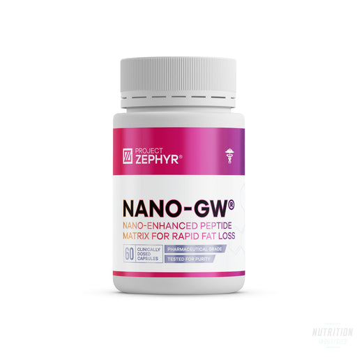 Project Zephyr  Nano-GWNano Peptide / SARMProject Zephyr - Nutrition Industries