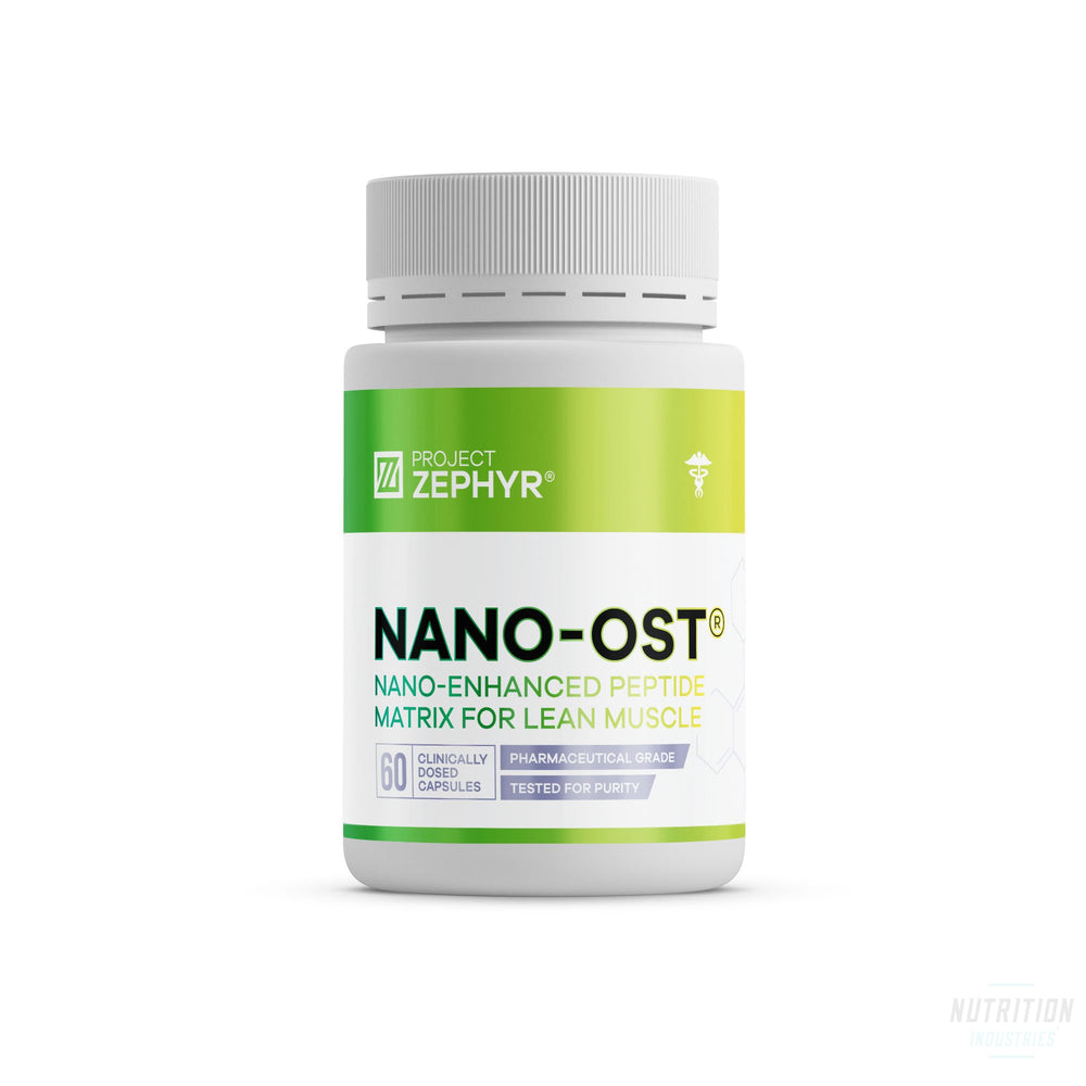 Project Zephyr  Nano-Ost - Nutrition Industries Australia