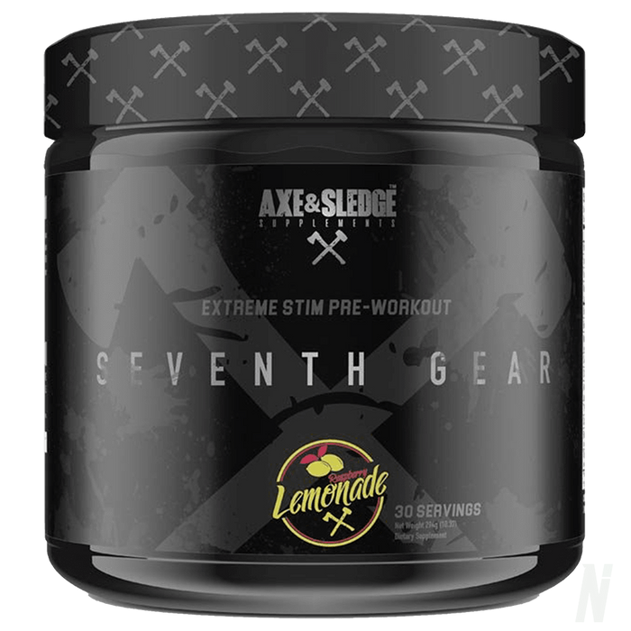 Axe & Sledge - Seventh Gear Pre-Workout