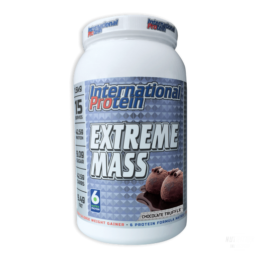 International Protein Extreme MassMass GainerInternational - Nutrition Industries