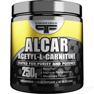 Primaforce ALCAR 250gCarnitinePrimaforce - Nutrition Industries