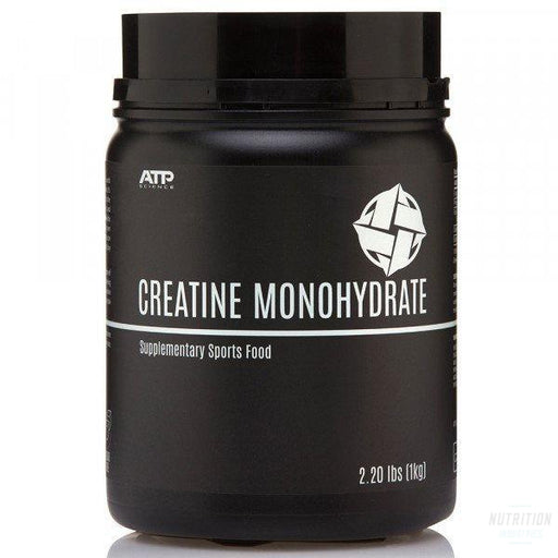 ATP Creatine MonohydrateCreatineATP SCIENCE - Nutrition Industries