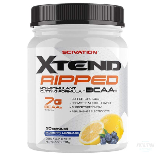 Scivation Xtend RippedBCAAScivation - Nutrition Industries
