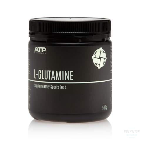 ATP L-GlutamineGlutamineATP SCIENCE - Nutrition Industries