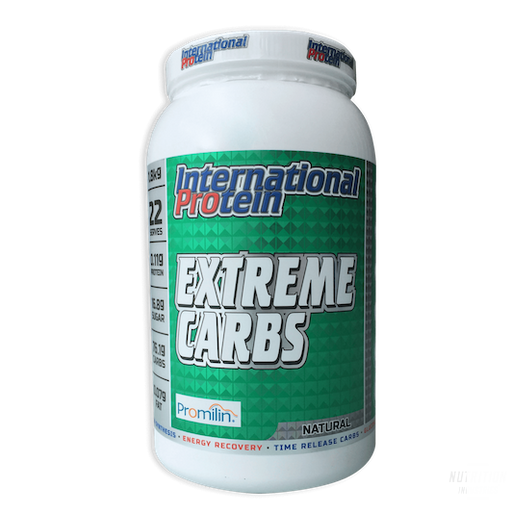 International Protein Extreme CarbsCarb PowderInternational - Nutrition Industries