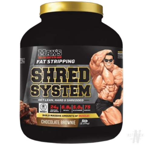 Maxs Shred System 5lb
