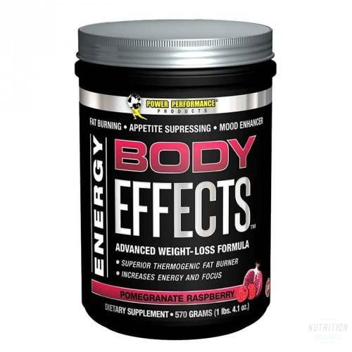 Power Performance Body Effects - Nutrition Industries Australia
