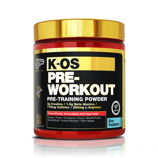 Bsc KOS Pre workoutPre-workoutBsc - Nutrition Industries