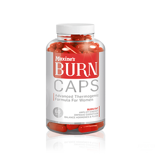 Maxine's Burn Caps 60capsFat BurnerMAXINE'S - Nutrition Industries