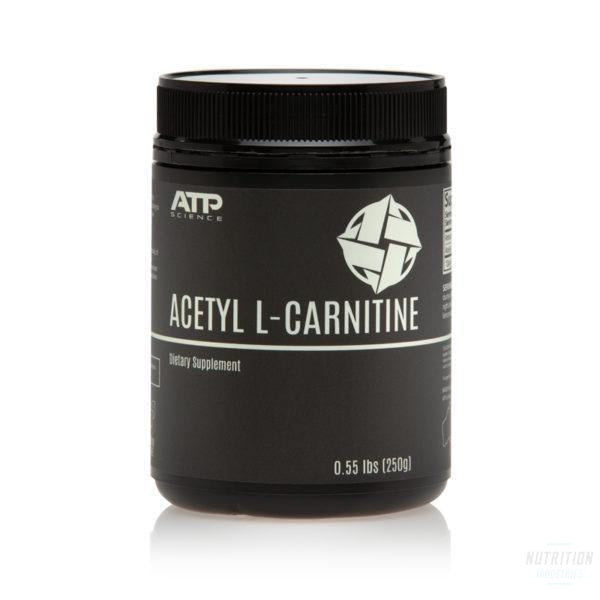 ATP Acetyl L-CarnitineCarnitineATP SCIENCE - Nutrition Industries