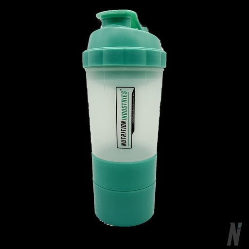 Nutrition Industries - Smart Shaker (Teal Edition)