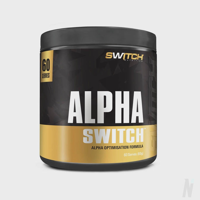 Switch Nutrition Alpha Switch Test Booster