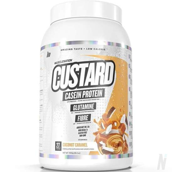 Muscle Nation - Casein Custard