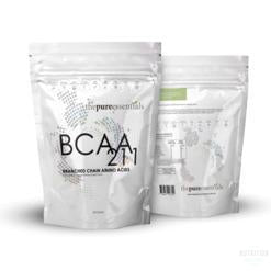 The Pure Essentials - BCAA 211BCAAThe Pure Essentials - Nutrition Industries