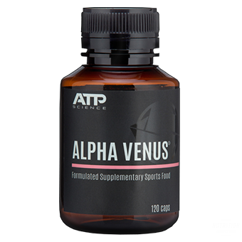 ATP Alpha Venus 120 CapsulesEstrogen ModulatorATP SCIENCE - Nutrition Industries