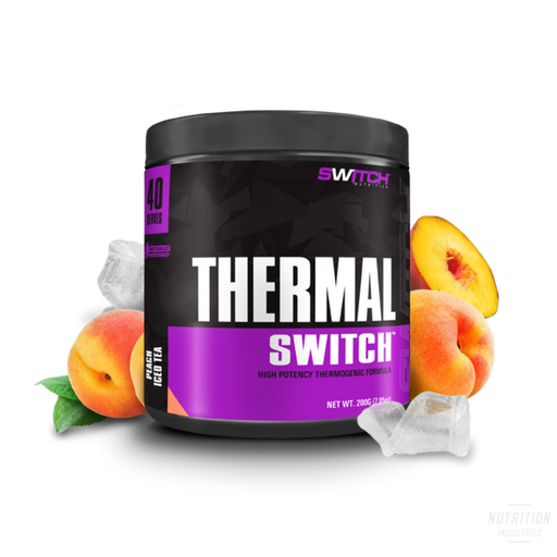 Switch Nutrition Thermal Switch 40 ServesFat BurnerSwitch Nutrition - Nutrition Industries