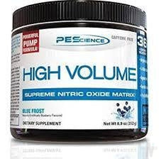 PEScience High Volume Pre-workout
